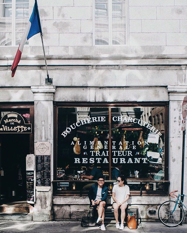 Back home and ready for a two week long photoshoot!  Montreal, I'll be back soon ❤️ #VGetsAround #Montreal  Thanks again @oikos_canada for letting me be a part of this wonderful campaign! By far this is my most favourite #EscapeMoment #Momentdevasion