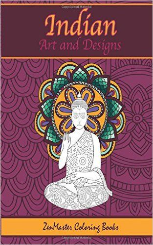 Indian Art and Designs Adult Coloring Book Travel Size: Travel Size Coloring Book for Adults Inspired by India with Henna Designs, Mandalas, Buddhist ... (Around the World Coloring Books) (Volume 12) - https://tryadultcoloringbooks.com/indian-art-and-designs-adult-coloring-book-travel-size-travel-size-coloring-book-for-adults-inspired-by-india-with-henna-designs-mandalas-buddhist-around-the-world-coloring-books-volume-12/ - #AdultColoringBooks, #Mandalas