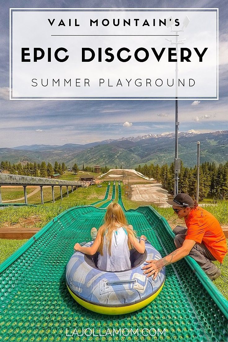 10 Reasons to Visit Epic Discovery on Vail Mountain