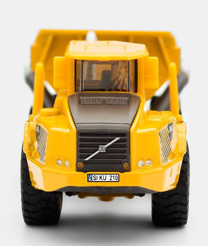 Etwas Neues für unsere Siku-Freunde ... #volvo #siku #truck >> http://www.echtkind.de/themenwelten/neuheiten/siku-lastwagen-volvo-dumper-1877.html
