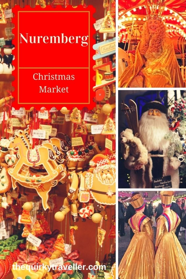 Discover the magical festive world of the Nuremberg #Christmas Market #bavaria #germany #christmasmarket