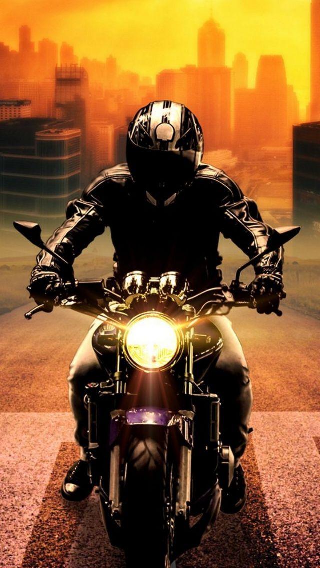 Biker Bike Motorcycle Wallpaper 720x1600 Motorcycle Wallpaper Motorcycle Cool Motorcycle Helmets