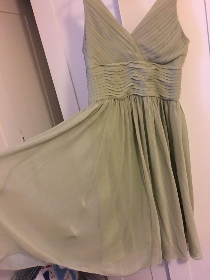 f9144d1e156  Beautiful  Bridesmaid Chiffon Kate Pastel Green Formal Dress 8 Sweetheart  Neck Kate Pastel Chiffon