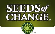 California-based Seeds of Change both has an amazing array of 100 percent organic seeds to pick from that really can't be beat.