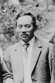 Tsunetsaburo Makiguchi