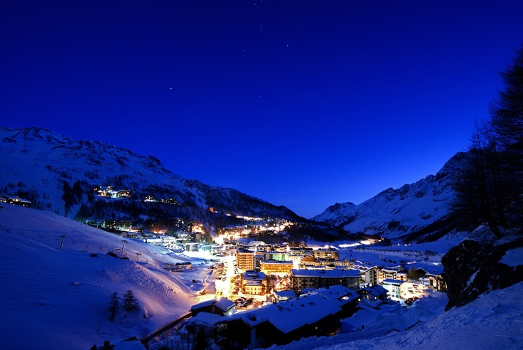 Cervinia, Italy .. Great to ski