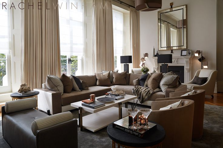 Living Room | Rachel Winham Interior Design