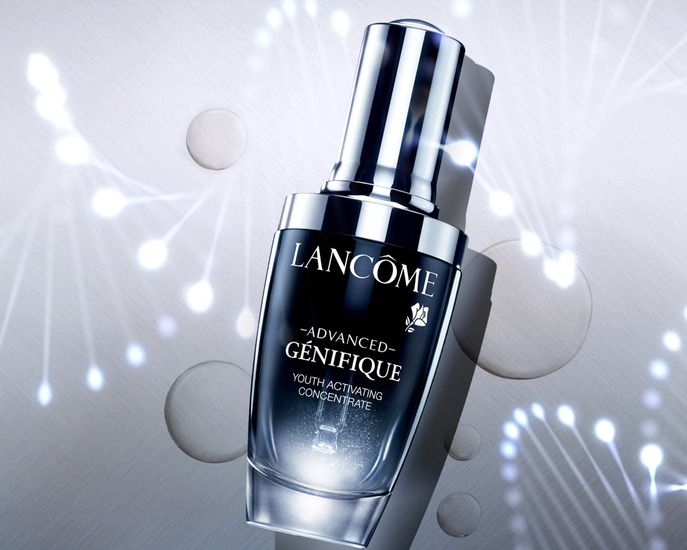On Friday, October 25, get great skin for a great cause. Because it's LANCÔME…