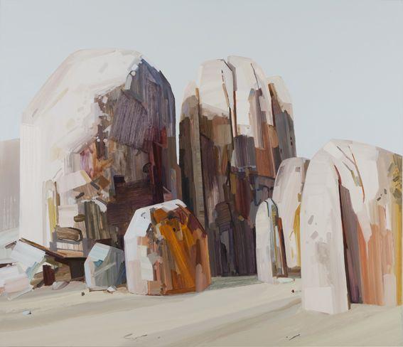 claire sherman | boulders