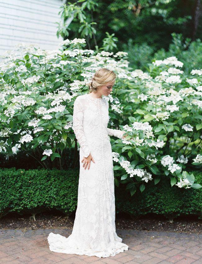Chic Designer Wedding Dresses