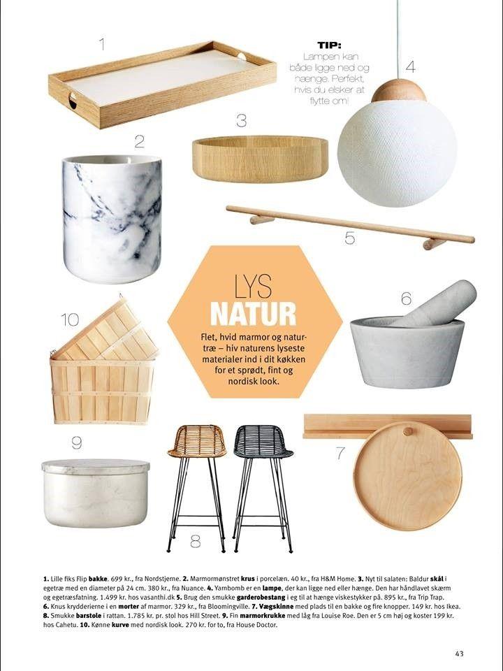 YarnBomb by @tinemouritsendk in the Danish interior magazine #boligliv #danishdesign #design #desinglamps #danishbrand #interior #decoration #styling