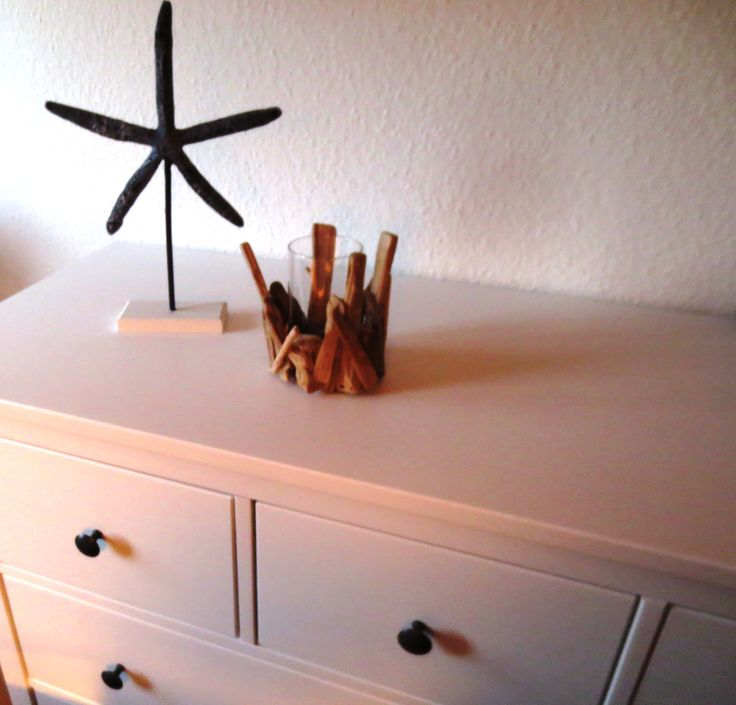 memory of summer Kommode: Ikea Dresden // Deko: Urlaub