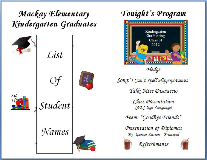 Best 25+ Kindergarten graduation poems ideas on Pinterest - Graduation Programs