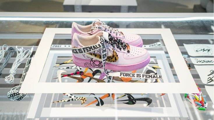 Want to design your own Nike Air Force 1 sneakers? Well, now you can