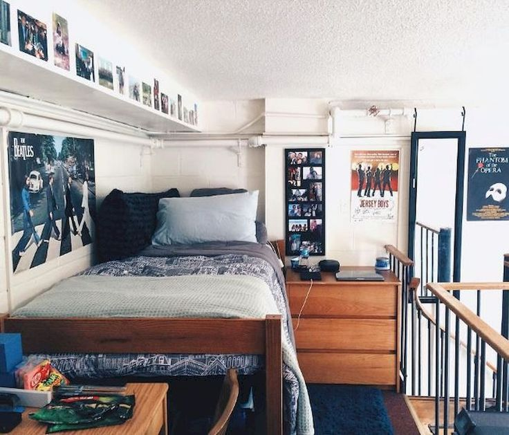 Stunning And Cute Dorm Room Decorating Ideas (59