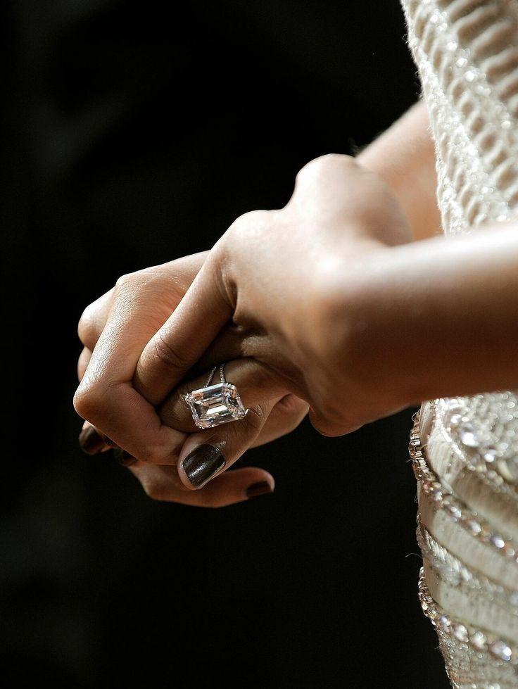 Beyoncé's wedding ring