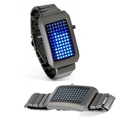 Reloj Binario LED | Relojes Especiales