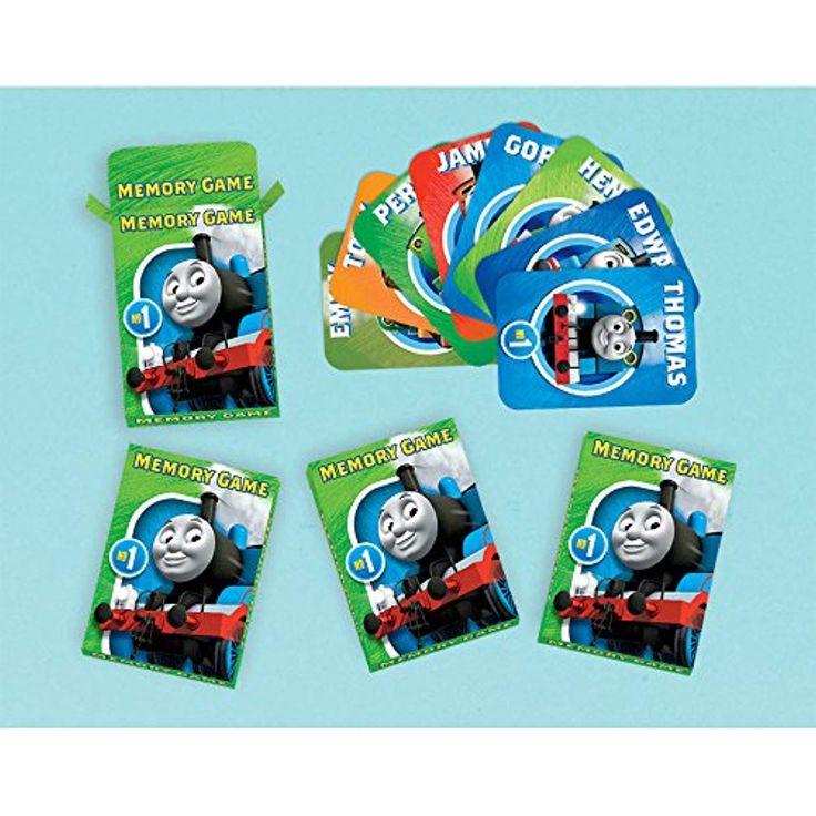 Der Spielzeugtester hat das Amscan 1.011.796,3 cm Thomas und Friends Beschr TBA … – Spielzeugtester