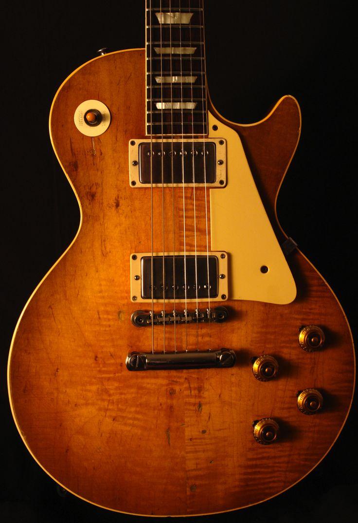 Gibson Les Paul Serial Number Hookup