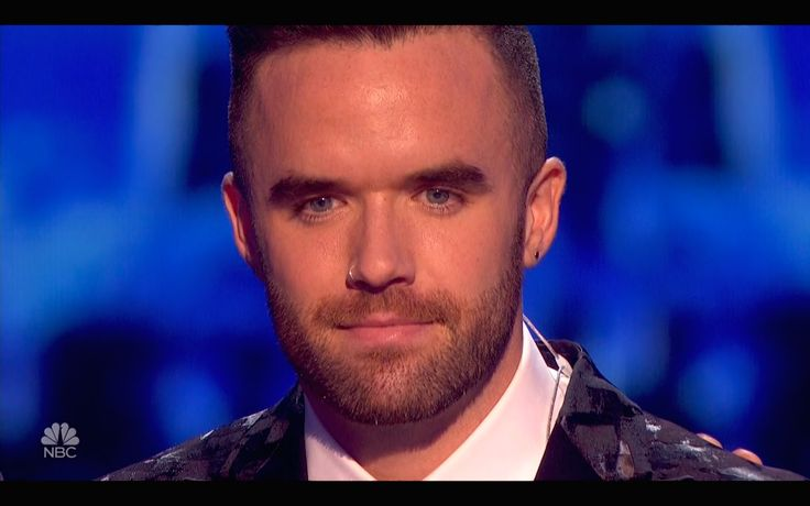 Brian Justin Crum - In The Air Tonight - America's Got T...This singer is just so passionate and his voice is incredible. Pinned by BethB's ArtZ Inspirations.