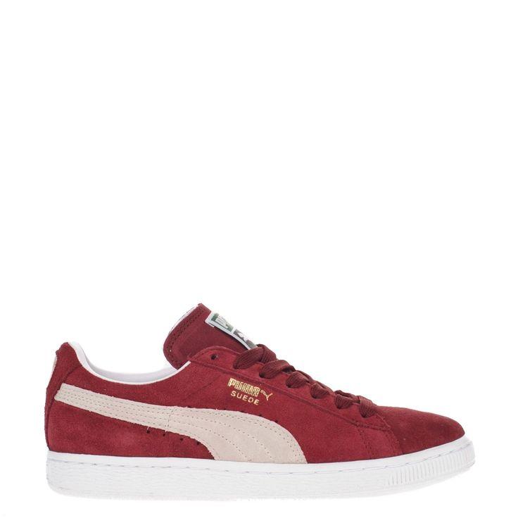 Coole Puma Dames sneakers (Rood) Dames sneakers van het merk Puma . Uitgevoerd in Rood.