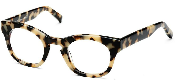 Kimball Marzipan Tortoise Eyeglasses - Warby Parker