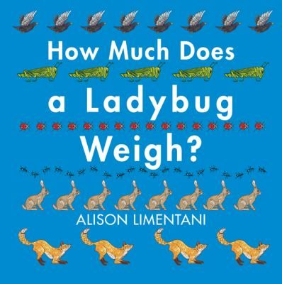 This playful picture book has the answers. It's a fascinating look at wildlife, weight, counting, and comparisons.