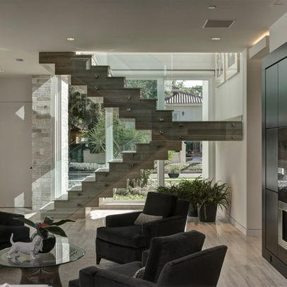 Stair Railing Design, Pictures, Remodel, Decor and Ideas - page 37