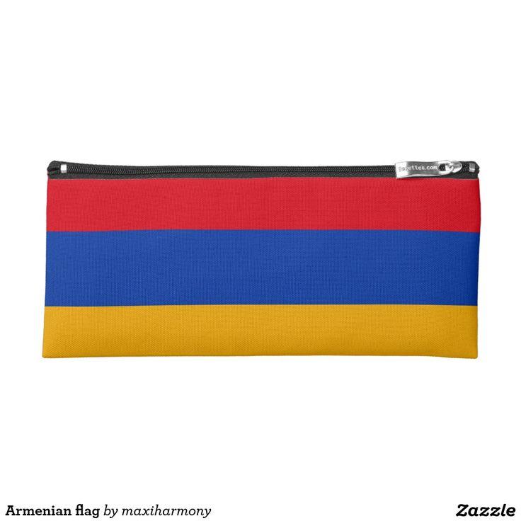 Armenian flag pencil case