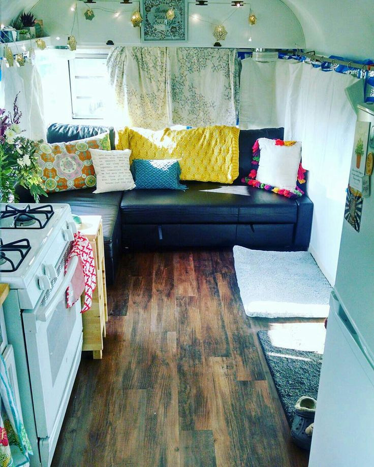 Remodeling Ideas: 25+ Best Ideas About Camper Renovation On Pinterest