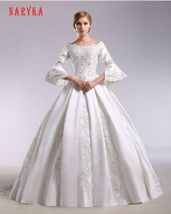 Best Batwing Wedding Dress