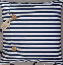 Blue nautical cushion | eBay