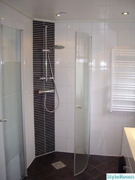 duschdörrar,duschkran,mosaik,handukstork