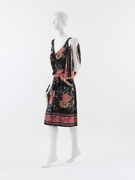 Dress Paul Poiret, 1927 The Metropolitan Museum of Art