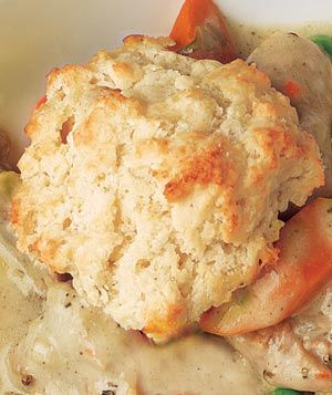 Easy Drop Biscuits. I baked these this weekend and they are yummy with no fuss.  Family loved them.