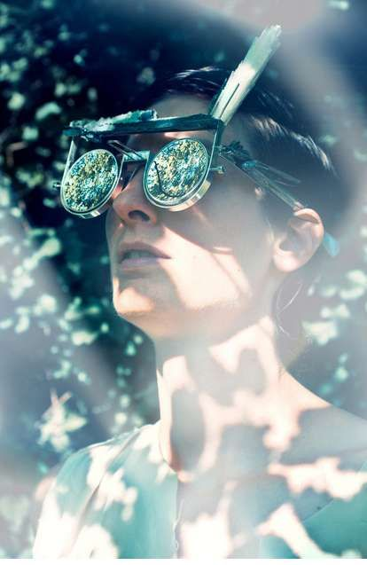 75 Inventive Eyewear Designs - From Eyeglasses Filled with Water to Hydrating Specs (CLUSTER)