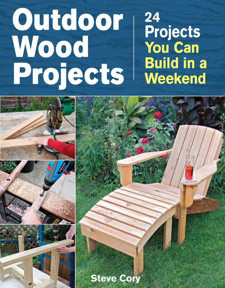 Outdoor Wood Projects: 24 Projects You Can Build in a Weekend What do you think of these pallet projects? LystHouse is the simple way to rent, buy, or sell your home, apartment, or condo. Visit  http://www.LystHouse.com to maximize your ROI on your home sale.  Pay only 1% to sell your home. Buy property with LystHouse, and we'll sell your property for free. Other terms and conditions apply.