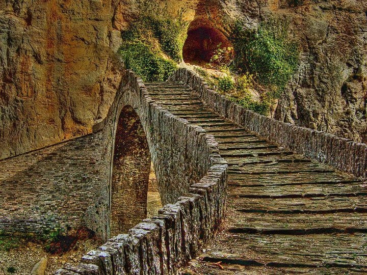 Bridge Zagori