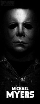 Michael Myers of Halloween. Easily One of the Most Scariest Movies. Very Eerie.