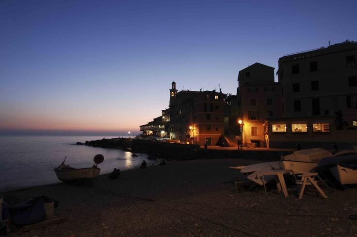 Boccadasse, Genova, Liguria -  © Paolo Picciotto
