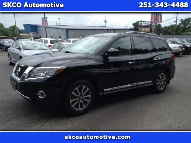 2014 Nissan Pathfinder $19950 http://www.CARSINMOBILE.NET/inventory/view/9972280