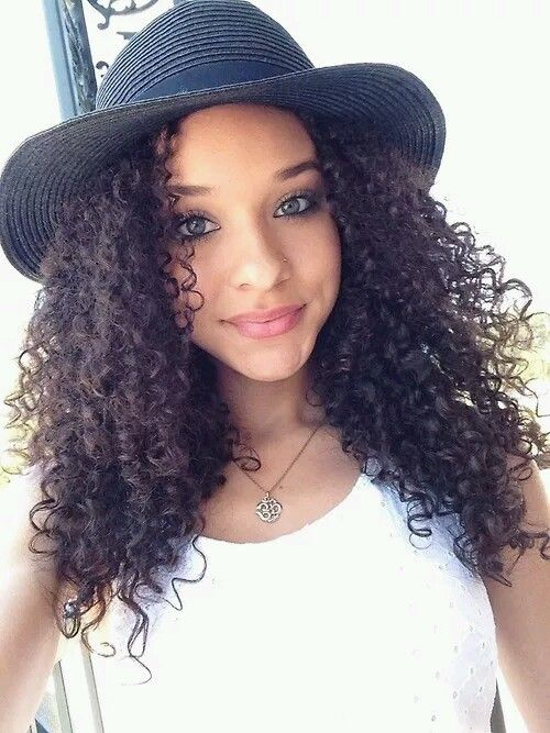 Curls Acceptance Is The First Step Curly Hair Styles