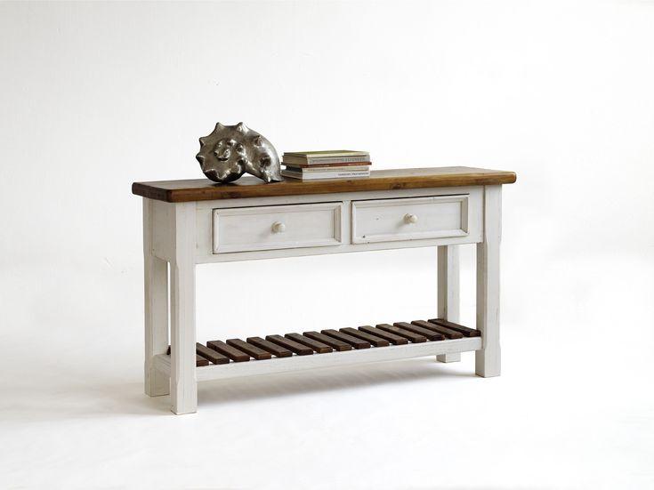 Luxury Anrichte Kiefer Weiss Honigfarben Woody Holz Landhaus Jetzt bestellen unter https moebel ladendirekt de wohnzimmer schraenke kommoden uid ud