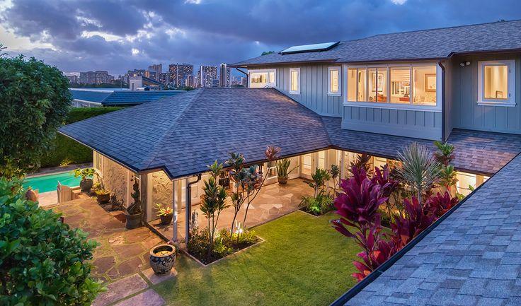 Extraordinary Hawaii Home: Diamond Head Hideaway