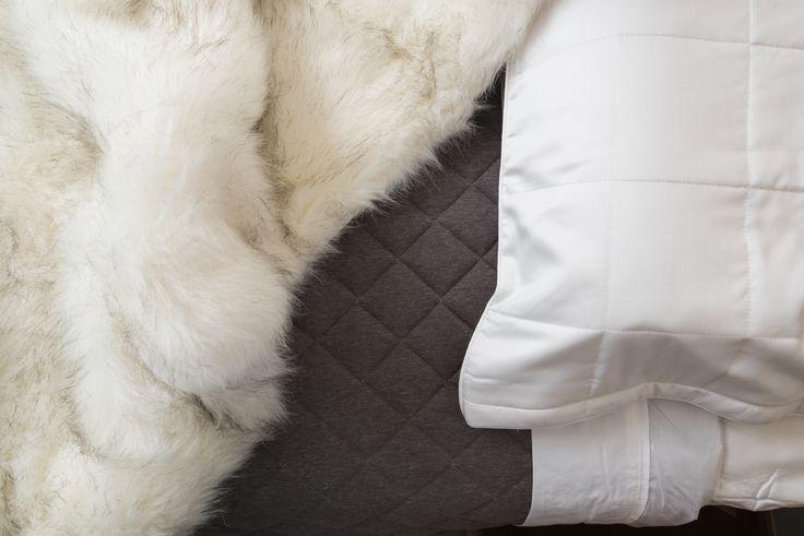 Fur Throw Blanket!