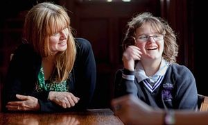 'Autism is seen as a male thing – but girls just implode emotionally'  | They arrive self-harming, or unable to talk. Often they've been dismissed as hormonal. We visit the only state school dedicated to girls with autism  |  Headteacher Sarah Wild  and pupil Abigail