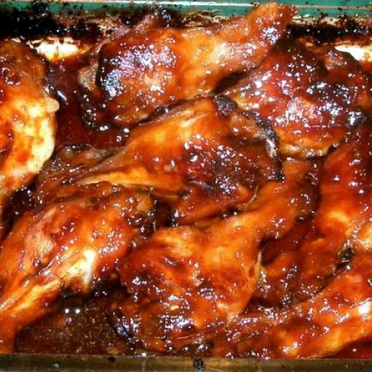 Key West Chicken Wings Recipe