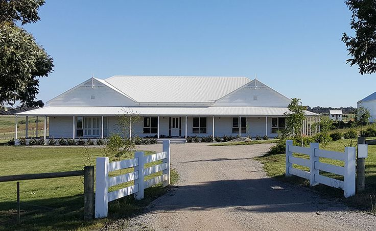 Pavilion Courtyard </br> Gisborne Vic