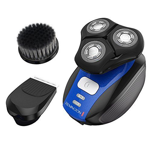 Remington XR1400 Verso Wet & Dry Men's Shaver & Trimmer Grooming Kit, Men's Electric Razor, Facial Cleaning Brush, Beard Trimmer. For product & price info go to:  https://beautyworld.today/products/remington-xr1400-verso-wet-dry-mens-shaver-trimmer-grooming-kit-mens-electric-razor-facial-cleaning-brush-beard-trimmer/