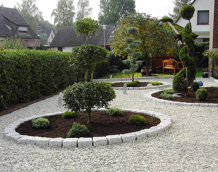 Muus in Bomlitz - Bilder, News, Infos aus dem Web Kiesgarten - vorgarten modern kies